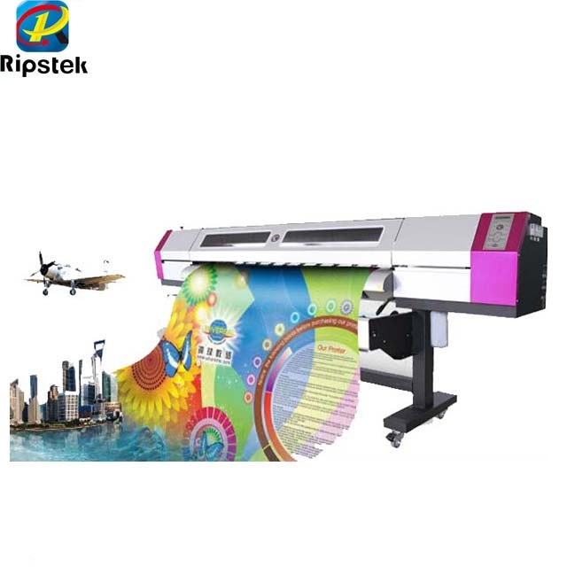 GALAXY UD-161LC/UD-181LC, /1.6 m/1.8 m afdrukken formaat inkjet printer/digitale printer/eco solvent printer met DX5 printkop