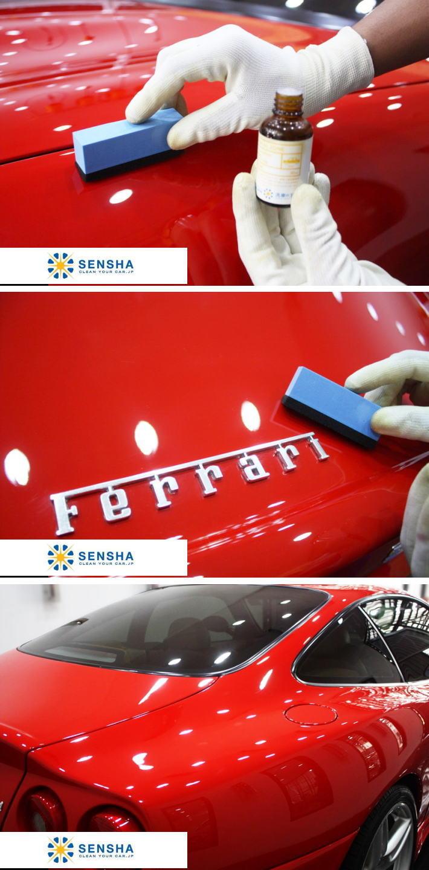 Revêtement En Céramique Nano CRISTAL LUEUR 3 ANS REVÊTEMENT 30 ml