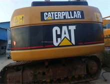 Used construction caterpillar 330C excavator machine/ cat 330c crawler excavator for sale