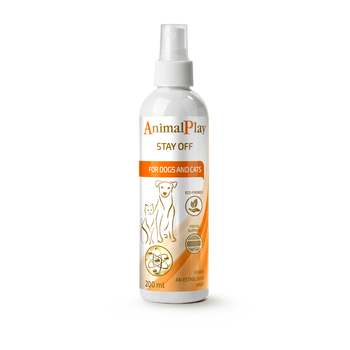 "Animal Play - Spray ""Stay Off"" for dogs and cats 200ml"
