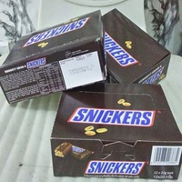 Snickers, Bounty, Twix, Milky Way and Galaxy Chocolate Bars