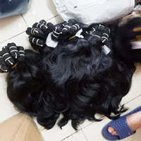 Indian Virgin Curly Hair Weaving for African American Black Women human hair extensions wigs for african american women