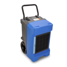 Commercial Industrial Dehumidifier 130 PPD(AHAM) Roto-Molded for Water Damage and Flood Restoration