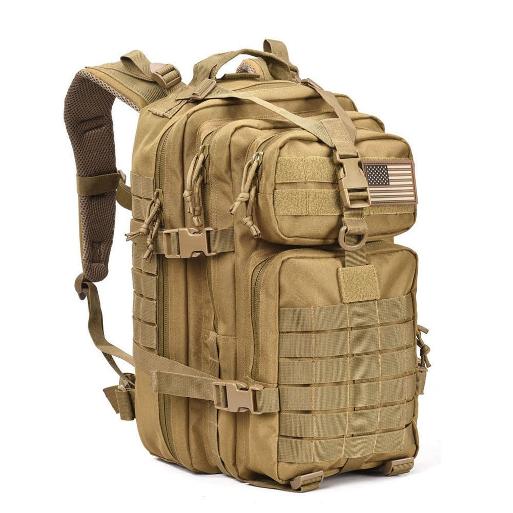 78a5c7d1b1 Get Quotations · TMilitary Tactical Assault Pack Backpack