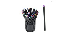 H0108 Swaroski Crystal HB Pencil with personalised logo printing