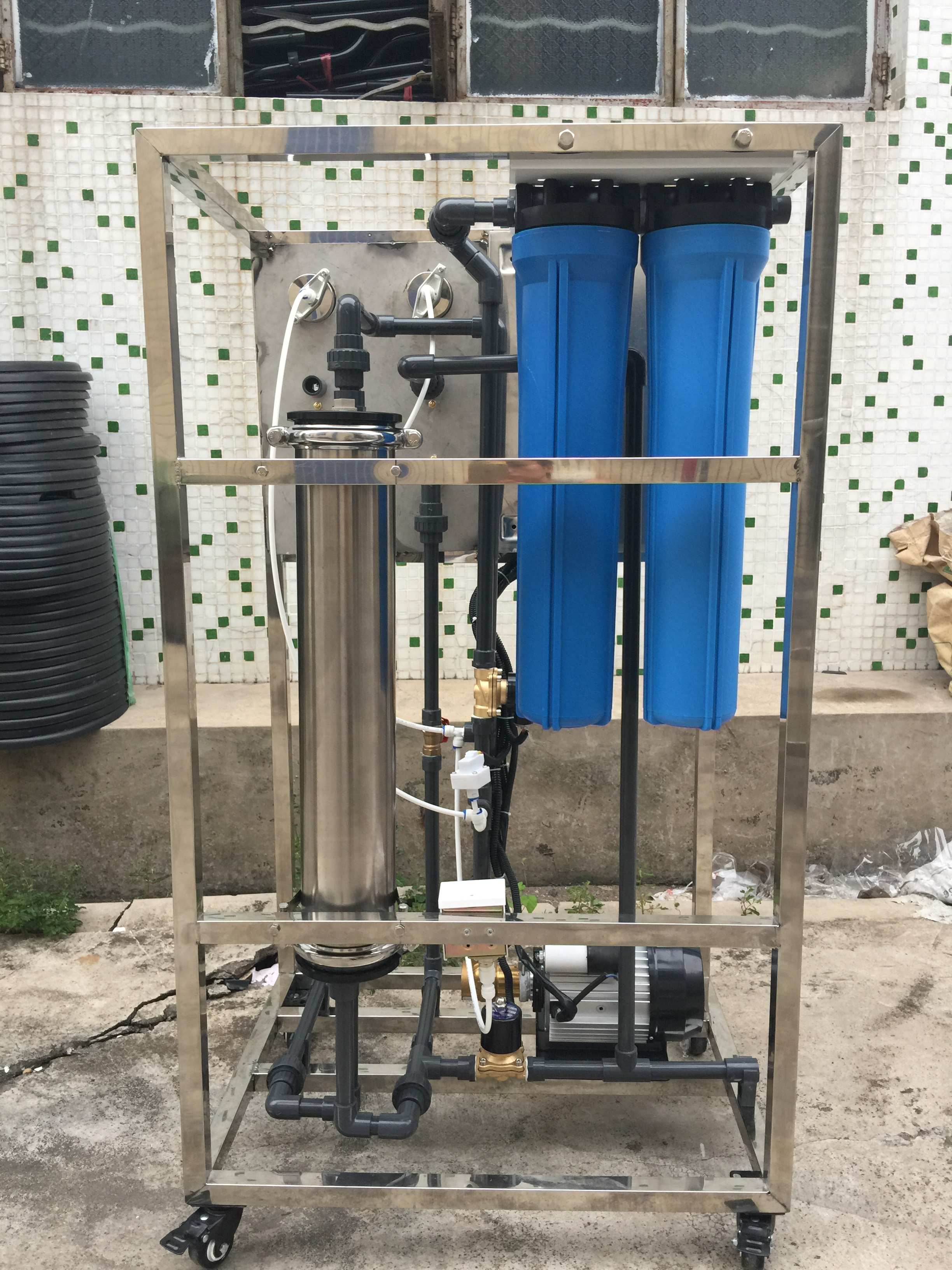 water filter systems reverse osmosis with vontron ro membrane