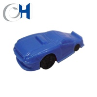 Customized Mini Blue Plastic Cars surprise egg toy