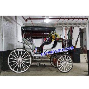 Antique Horse Drawn Carriage Uk Traditional Usa Buggy Maharaja For Australian Victoria