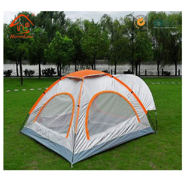 beach camping automatically bounce with mosquito net inside Park Tent