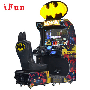 Ifun batman arcade racing car game Machine,racing simulator,coin operated video games