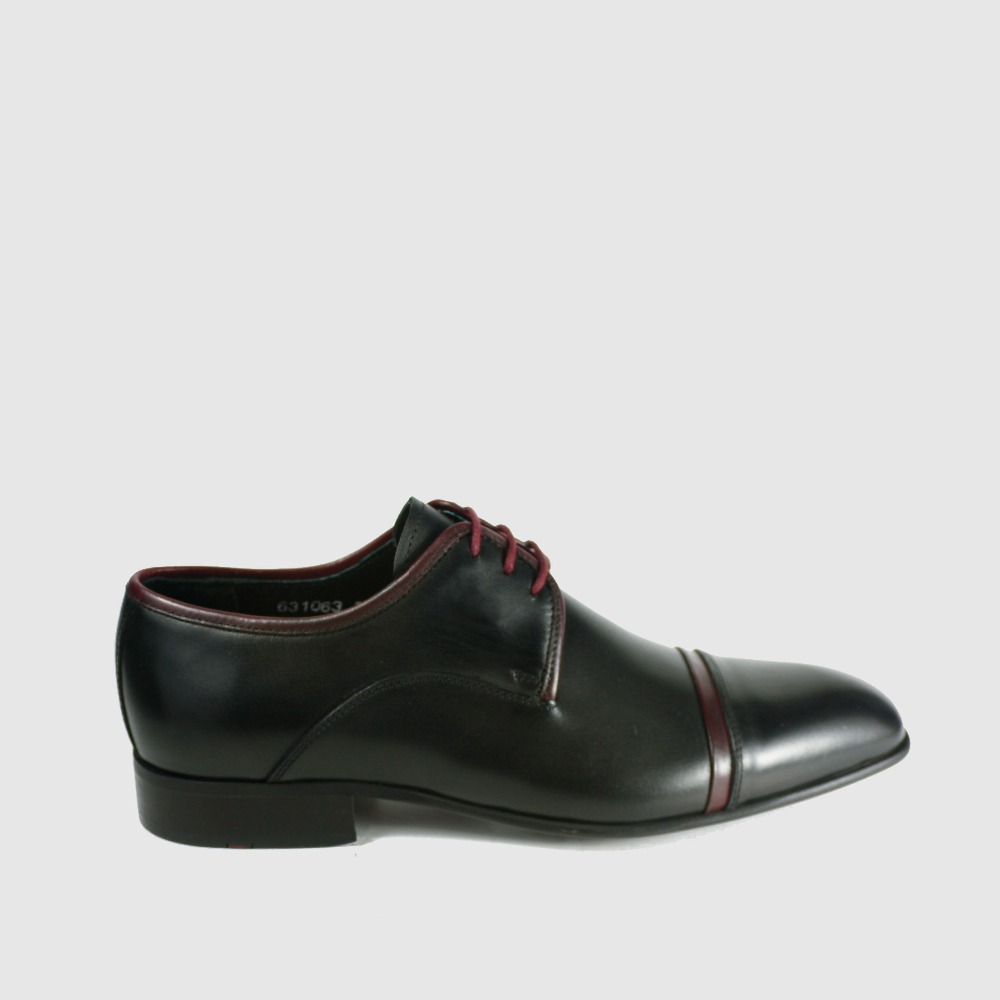 Genuine Dress Shoes Formal Leather Style Shoes Quality Derby New Mens Top vqEzz
