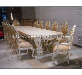 Luxury Design Minerva 12 Seater Wood Carving Dining Table Set Furniture  sc 1 st  Alibaba & Luxury Design Minerva 12 Seater Wood Carving Dining Table Set ...