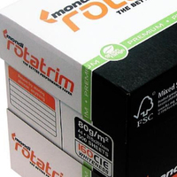 mondi rotatrim a4 copy paper mondi rotatrim copy paper hot sales 80gsm / 75gsm / for sale