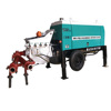 High quality best sell trailer concrete spraying machine