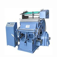 1377 die cutter press/automatic die cutter with foil stamping