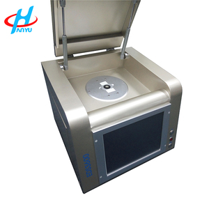 EDS3600 xrf gold purity testing machine
