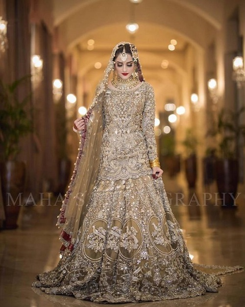 Most Beautiful Pakistani Wedding Bridal
