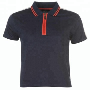 Top quality hot seling ladies polo shirt factory price wholesale price