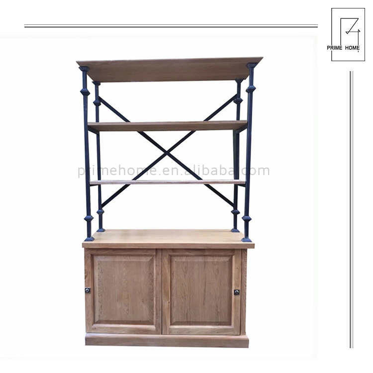 Factory Supply Attractive Price Custom Antique Cabinet Display Cabinet