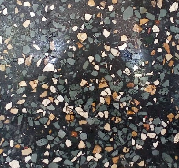 Indonesia Black Terrazzo Floor Tiles Buy Black Terrazzo Tiles Terrazzo Tiles Indoor Black And White Terrazzo Tiles Product On Alibaba Com