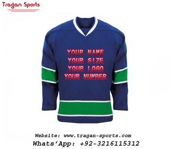 Custom Sublimation Ice Hockey Jerseys Youth Fully Sublimation ICE Jersey