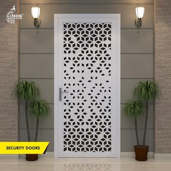 Decorative Metal Screen Door For Apartments - Buy Decorative Metal ...