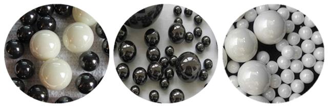 Meilleure performance boule en céramique de nitrure de silicium boule 10.318mm