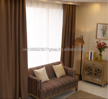 Bedroom Curtains Solid Color Japan Window Shades Imitation Linen Blackout  Fabric Modern Living Room Curtains Single Panels - Buy Bedroom  Curtains,Room ...