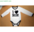 Direct Factory selling custom design 100% cotton long sleeve wholesale kids romper