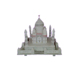 White Marble Taj Mahal Collectible Replica