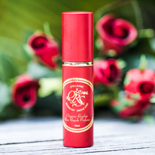 Organic Rose Royale Perfume with Organic Rose Oil