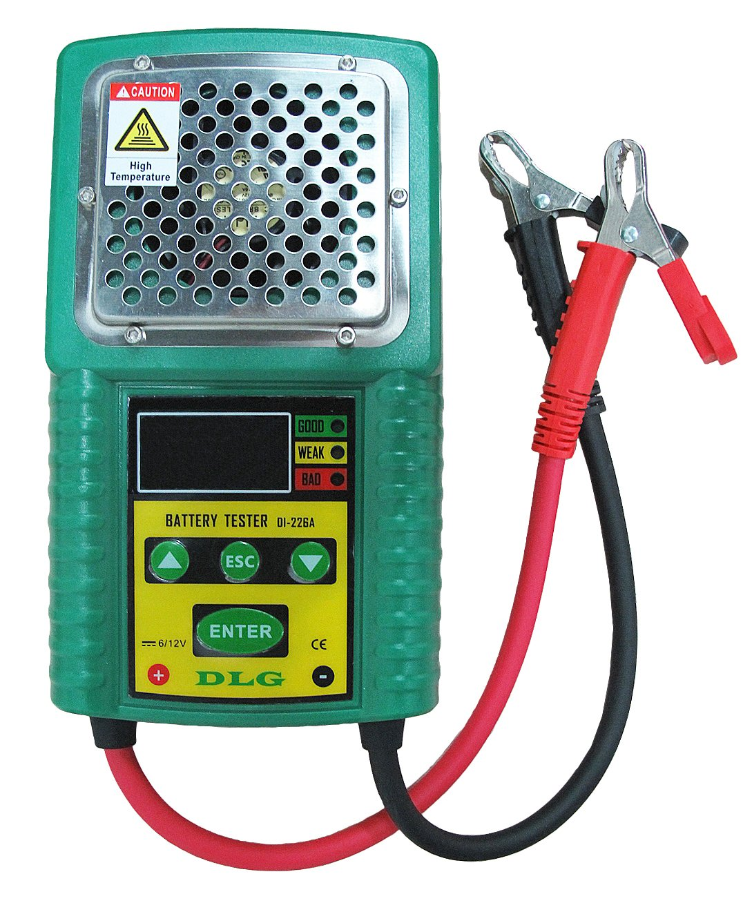 SOLAR 20-2000 CCA Electronic Battery and System Tester BA44
