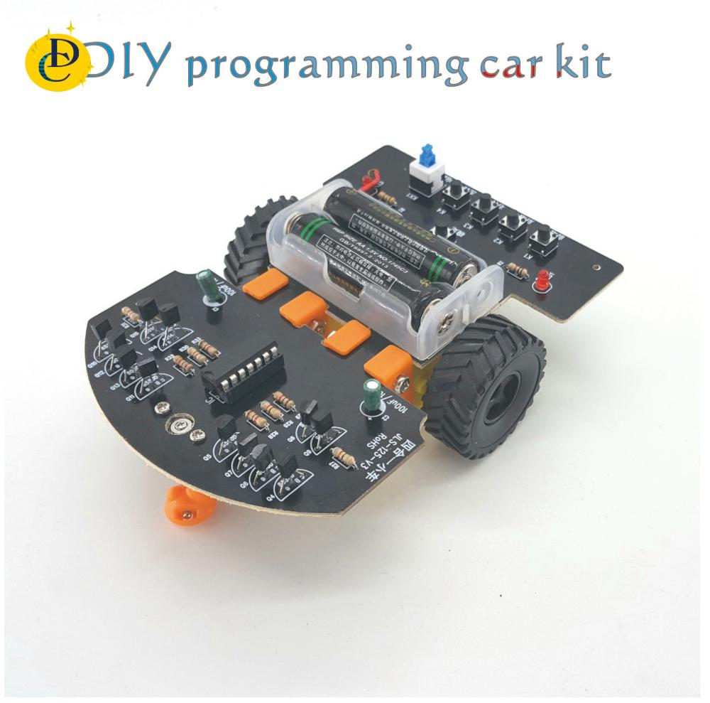 Kids Programming Robot Diy Electronic Kits Buy Kids Programming