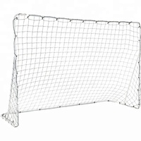 Good Quality Nylon/Mesh/Cotton/Polyester Sports Football/Soccer Pole Net