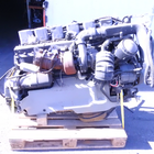 Used man truck d2866 diesel engine