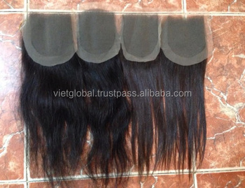 2014 100% Unprocessed Full Cuticle Grade 5A Double Weft Body Wave 100% Peruvian Virgin Hair Silk Top Closure Lace Frontal