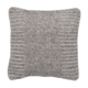 Contemporary Printed Jute Cushion Cover