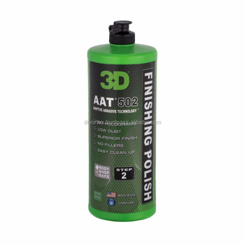3D AAT Finishing Polish - Adaptive Abrasive Technology 946 ml. 502OZ32