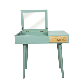High Quality Kreakita Beautyberry Dressing Table Wooden Furniture Bedroom