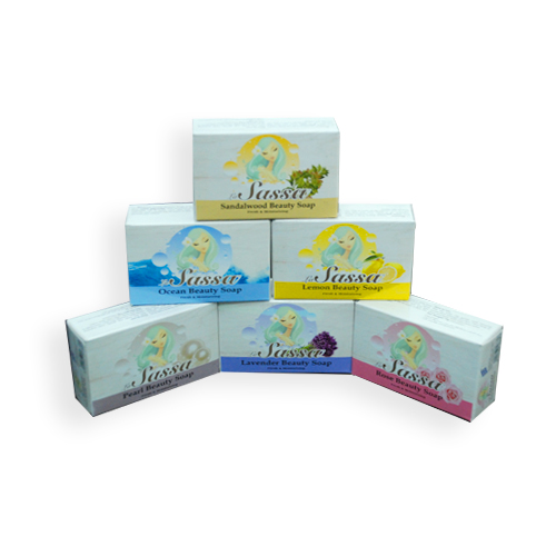 Qualitativ hochwertige Toilettenseife / Whitening Beauty Bath Soap