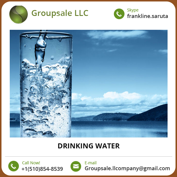 Trusted Manufacturer of Pure Drinking Water Available in Safe Packaging