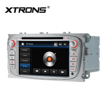 "XTRONS モニター 7 ""カーナビゲーション gps <span class=keywords><strong>フォードフォーカス</strong></span>/C-max/銀河 RDS bluetooth 地域送料 dvd"