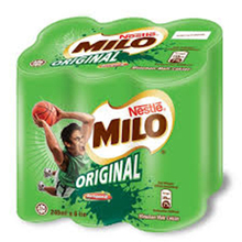 Groothandel 240 ml Kan Nestle <span class=keywords><strong>Milo</strong></span> Halal Chocolade Mout Drank Maleisië