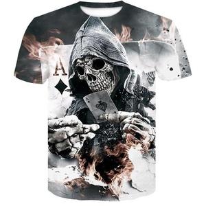 100% Polyester printed tee shirts Bangladesh Manufacturer Wholesale 3d tshirts
