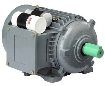 High Efficient Three Phase Single Induction Motor For And Domestic Uses