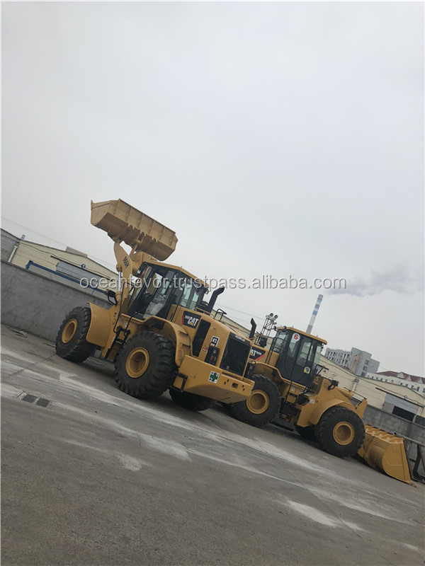 Caterpillar 966 hพับมือสอง,ใช้cat 966 front end loader