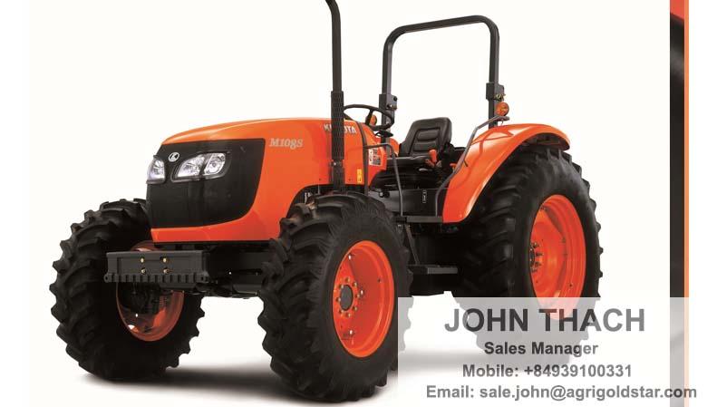 Kubota's Diesel Tractor - Kubota Tractor M108s - Tractor Kubota - Best  Prices For Export - Buy New Kubota Tractors,Kubota Tractor For Sale,Kubota