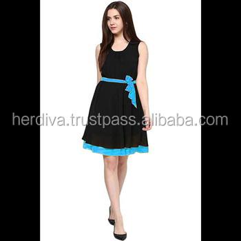 655c81b39 MACI del tamaño extra mujeres vestidos estilo occidental moda casual  desgaste OEM XXS-15XL