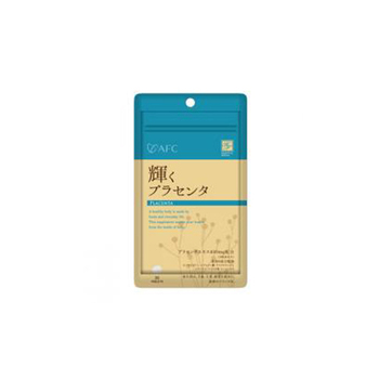 AFC Brightening Skin Placneta Supplement Made in Japan