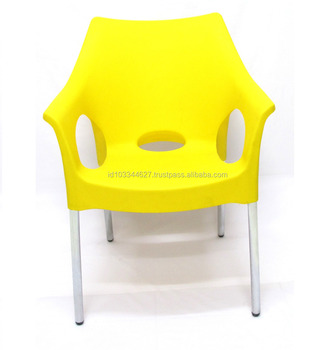 very cheap plastic chair high quality custom bright color stackable